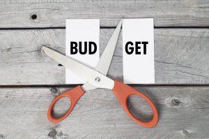 Coupure de budget
