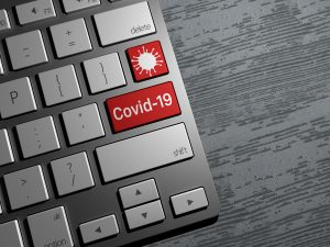 Clavier Covid-19