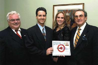 Emergex reçoit la certification ISO Jeunes